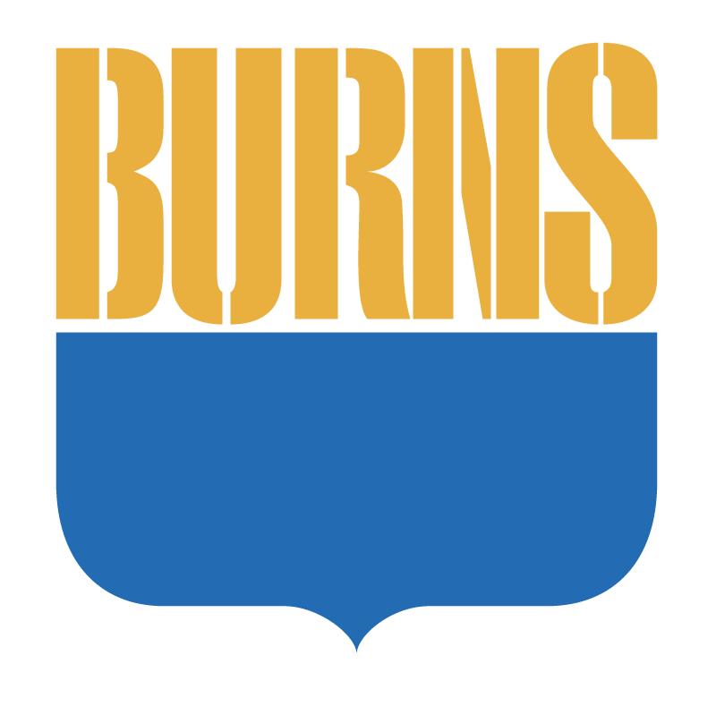 Burns 35221 vector logo