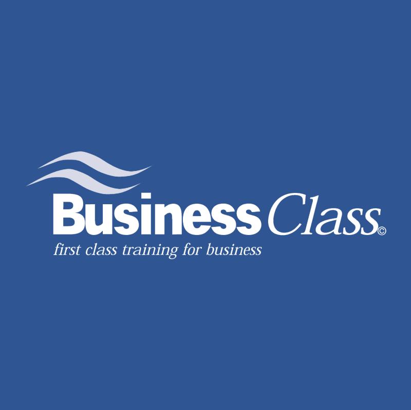 BusinessClass vector