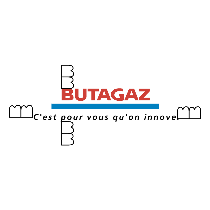 Butagaz vector