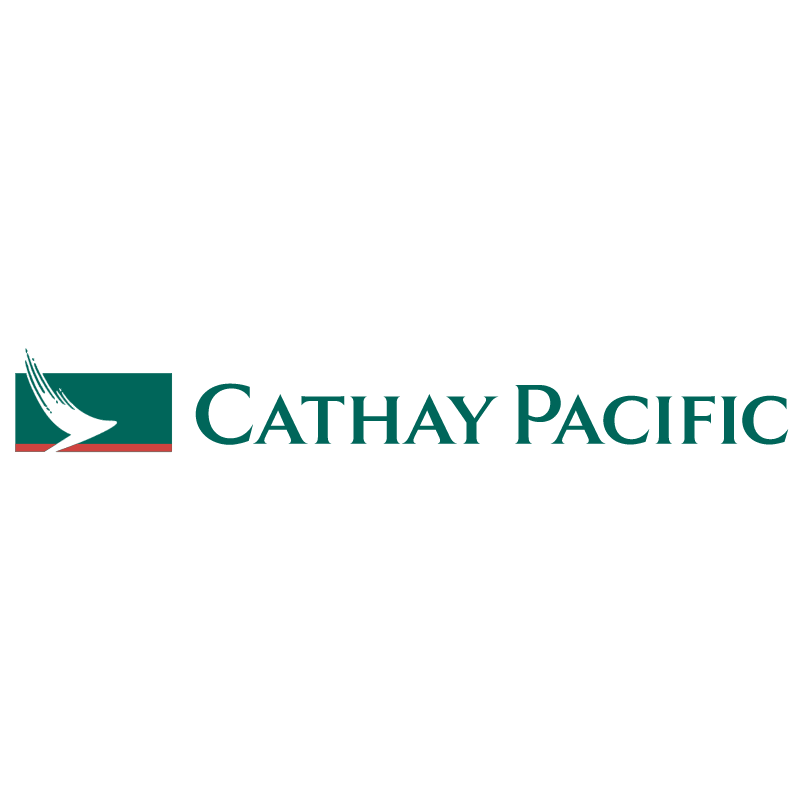 Cathay Pacific vector logo