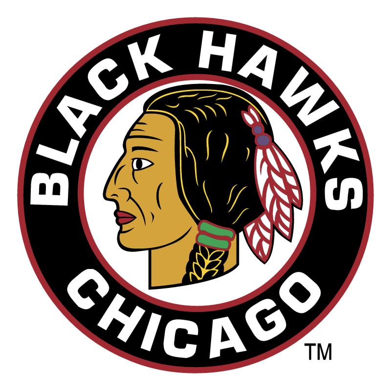Chicago Blackhawks vector