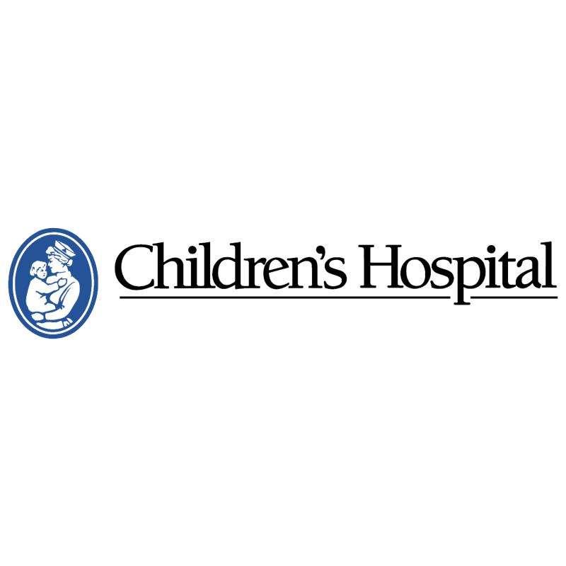 Children's Hospital vector logo