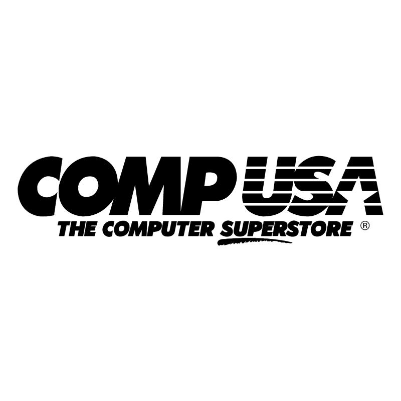 CompUSA vector