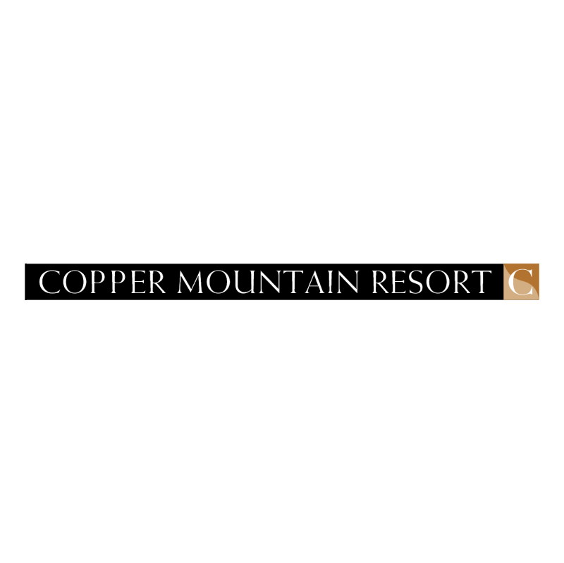 Copper Mountain Resort vector