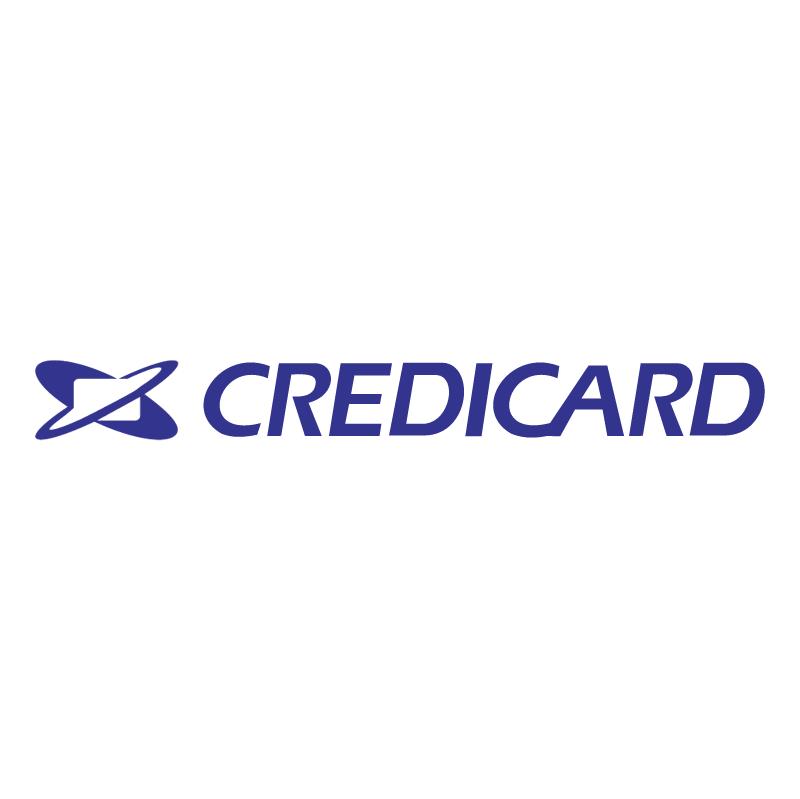 Credicard vector