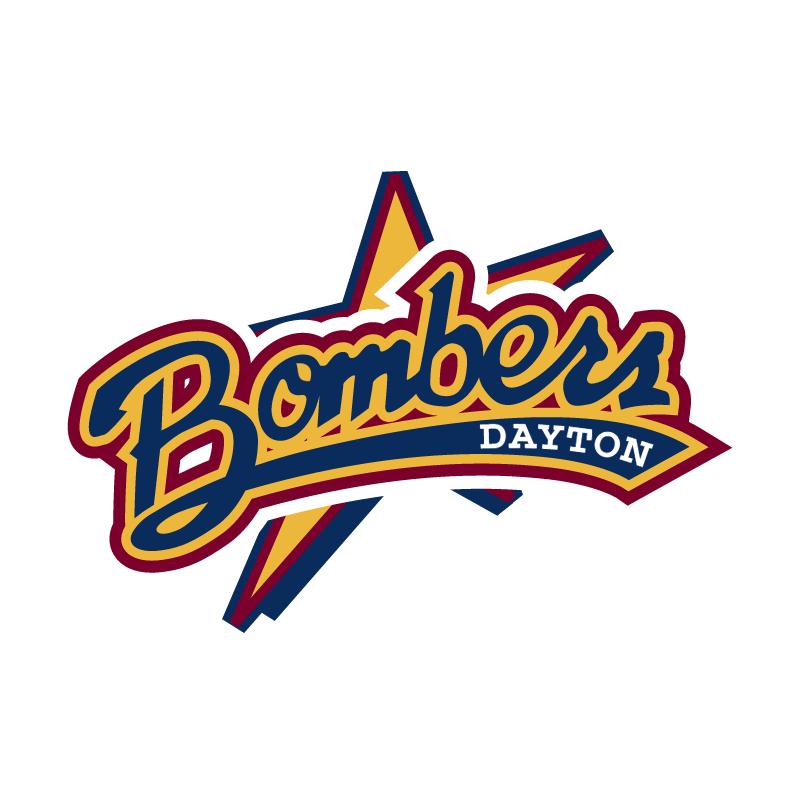 Dayton Bombers vector logo