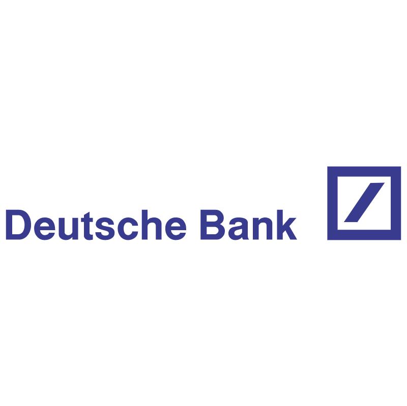Deutsche Bank vector logo