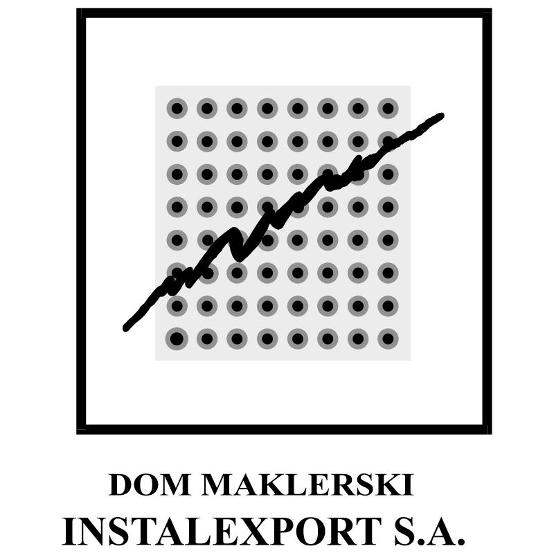 Dom Maklerski Instalexport vector