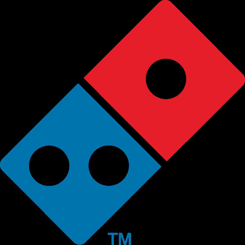 Domino's vector