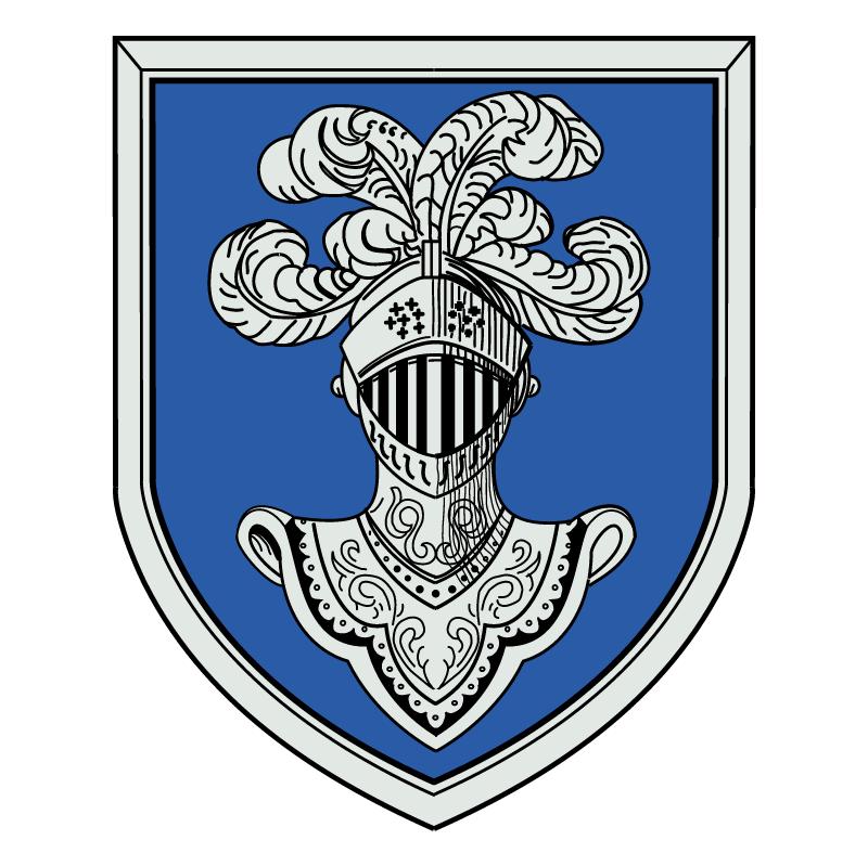 Ecole Cavalerie Saumur vector