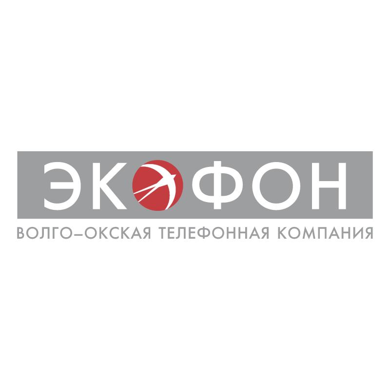 Ecophone vector logo