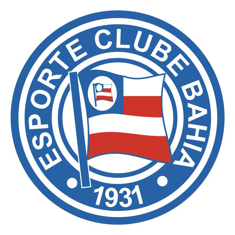 Esporte Clube Bahia de Salvador BA vector