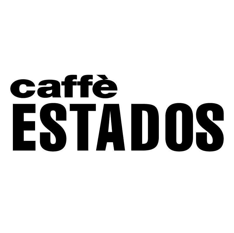 Estados Caffe vector