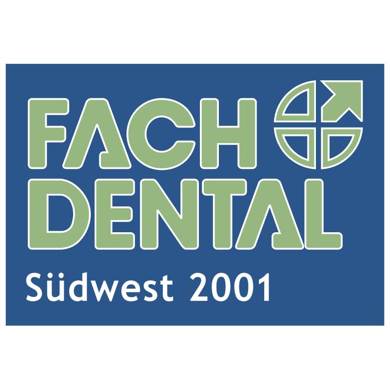 Fach Dental vector logo