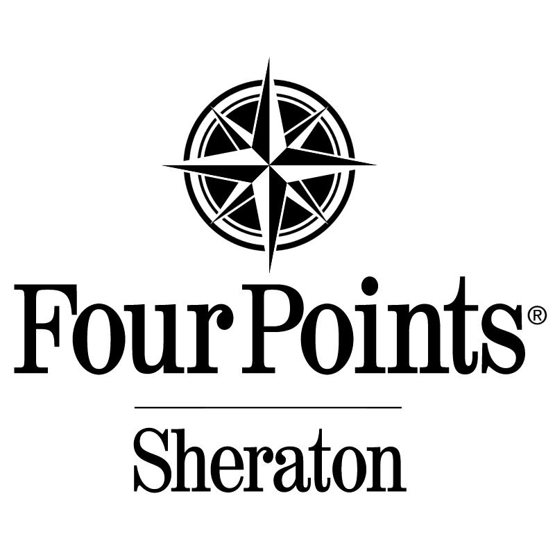 Four Points Sheraton vector logo