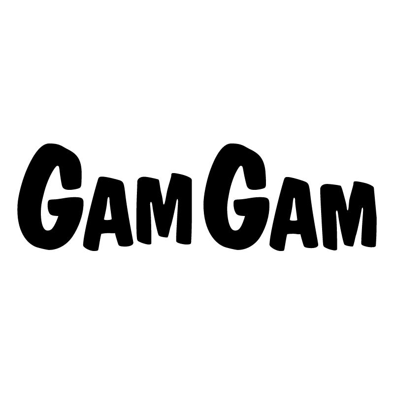 GamGam vector logo