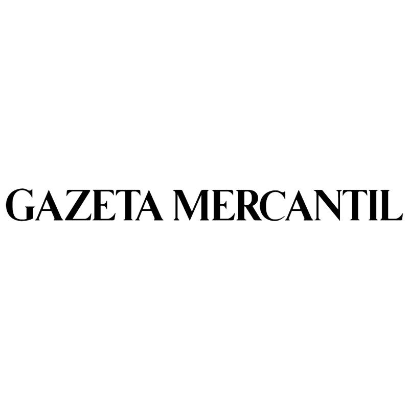 Gazeta Mercantil vector