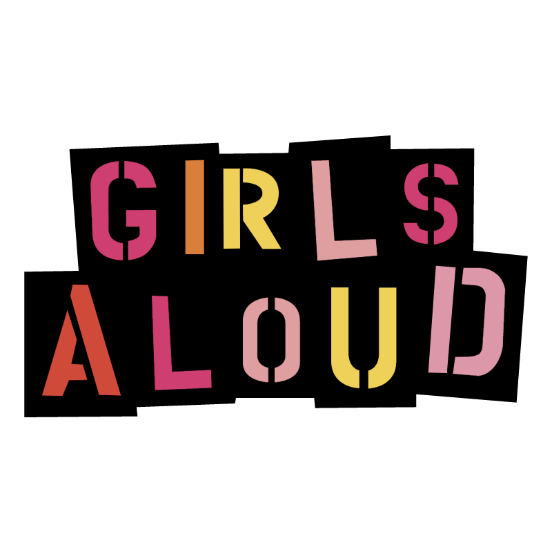 Girls Aloud vector