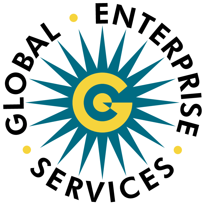 Globale Enterprise Services vector