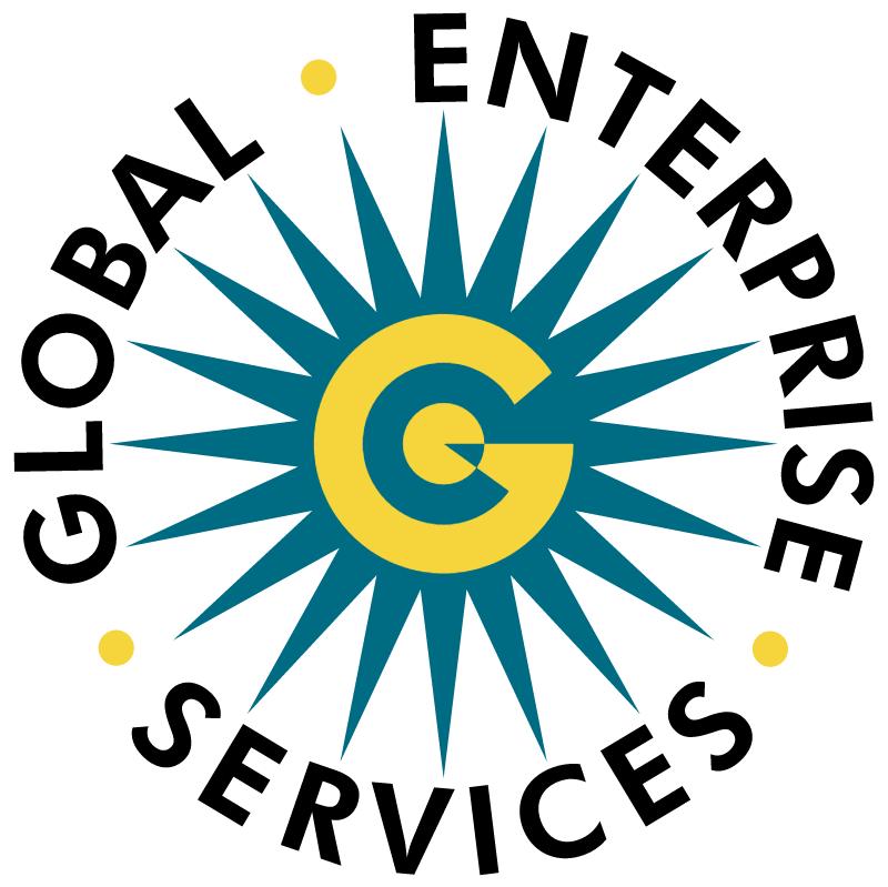 Globale Enterprise Services vector