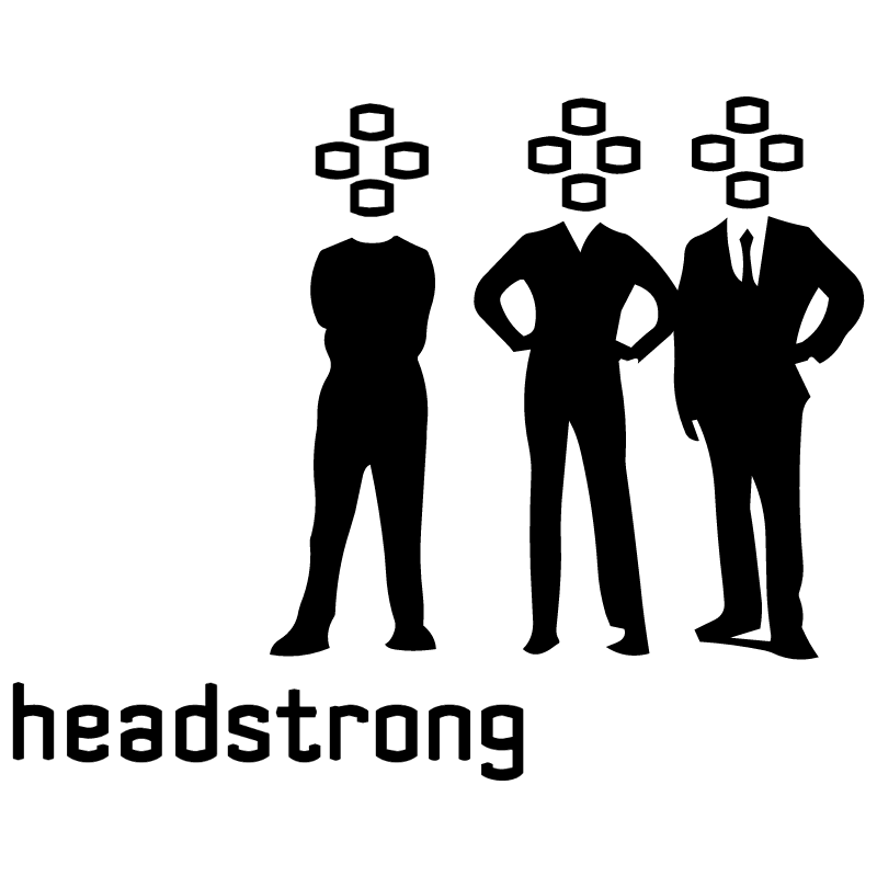 Headstrong vector
