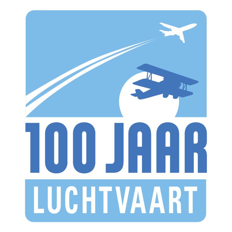 Honderd jaar luchtvaart vector