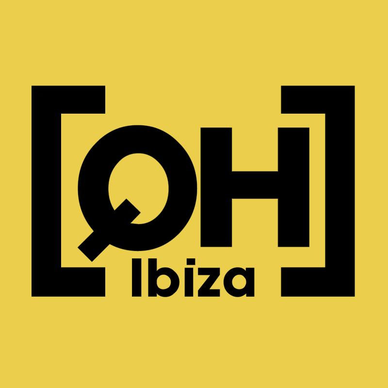 HQ Ibiza vector