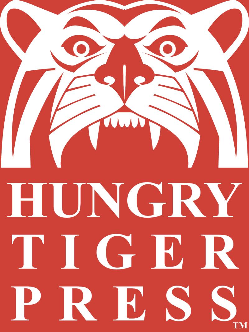 HUNGRY TIGER PRESS vector