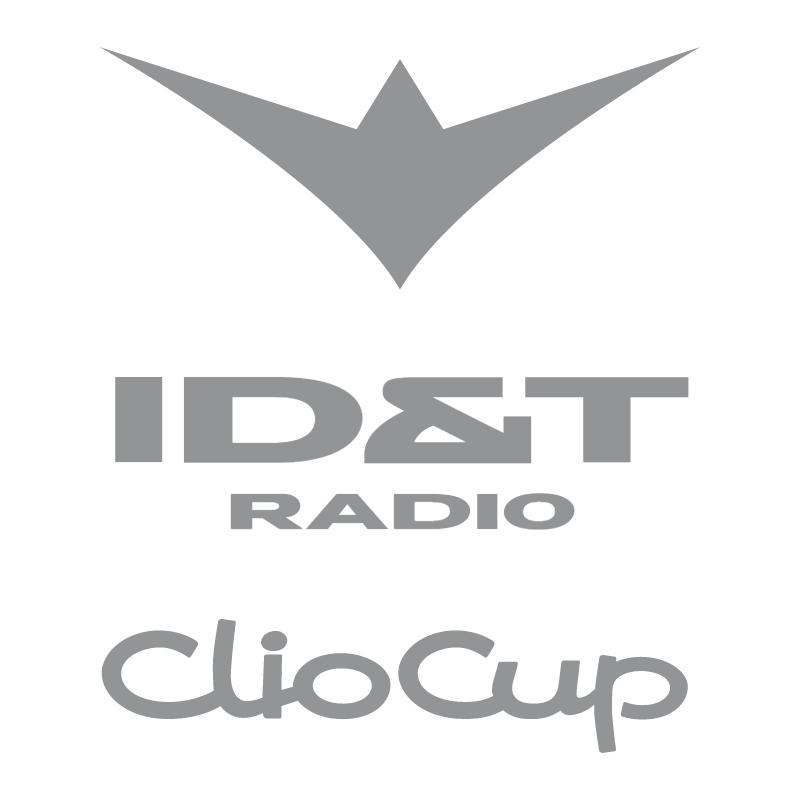 ID&T Radio Clio Cup vector