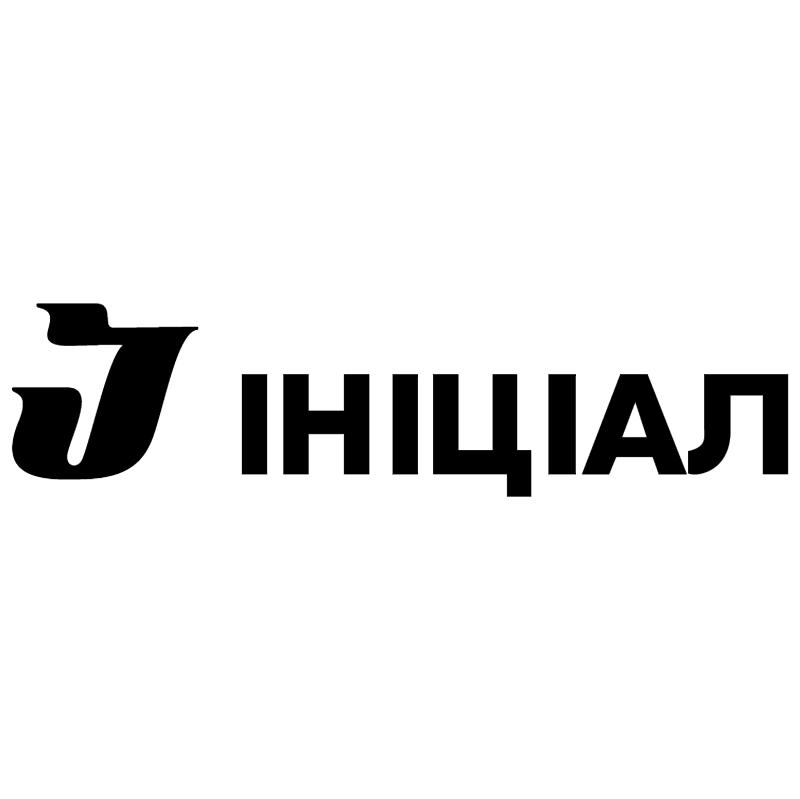 Inicial vector logo