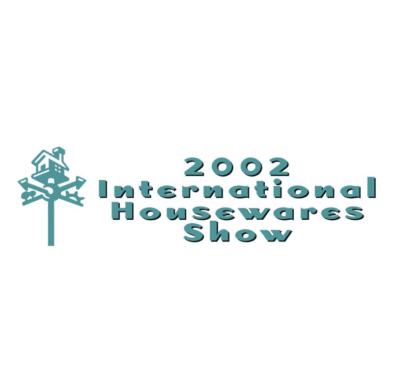 International Housewares Show 2002 vector logo
