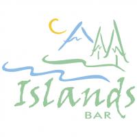 Island Bar vector