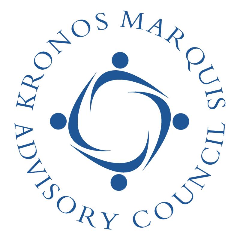 Kronos Marquis Advisory Council vector logo