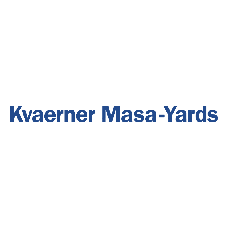 Kvaerner Masa Yards vector