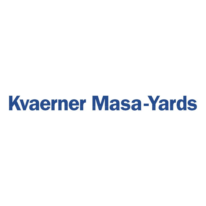 Kvaerner Masa Yards vector