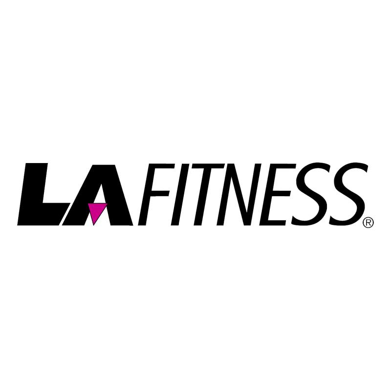 LA Fitness vector logo