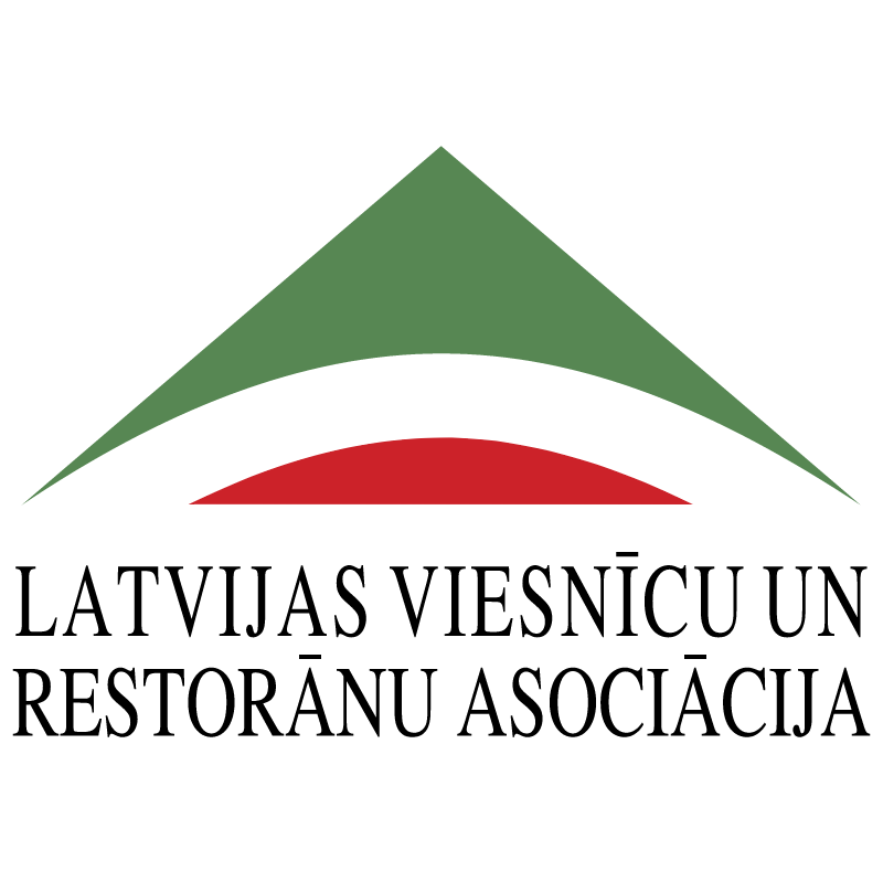 Latvijas Viesnicu Un Restoranu Asociacija vector