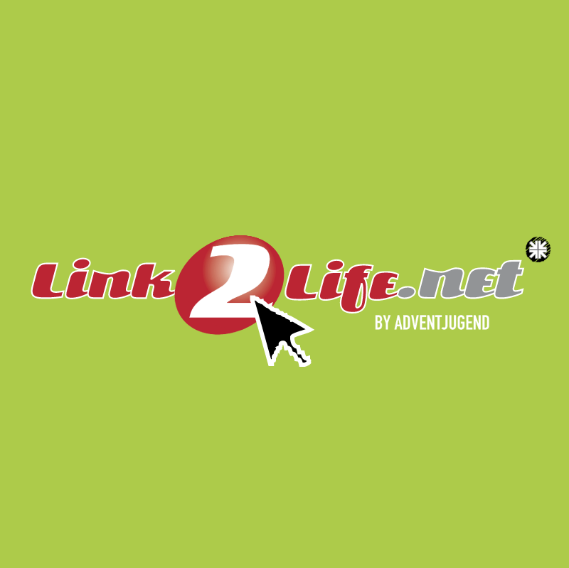Link2Life net vector