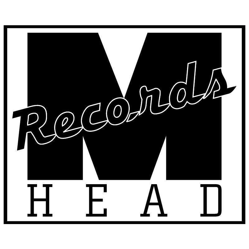 M Head Records vector