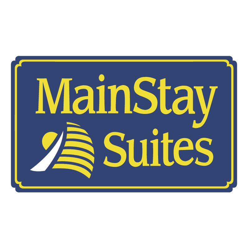 Mainstay Suites vector logo