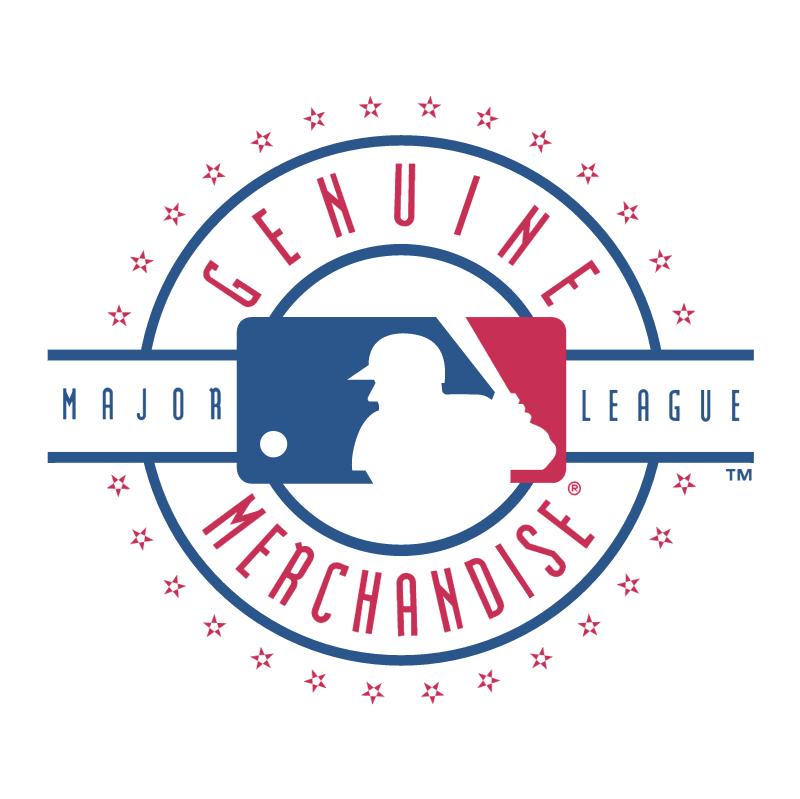 Major League Baseball vector