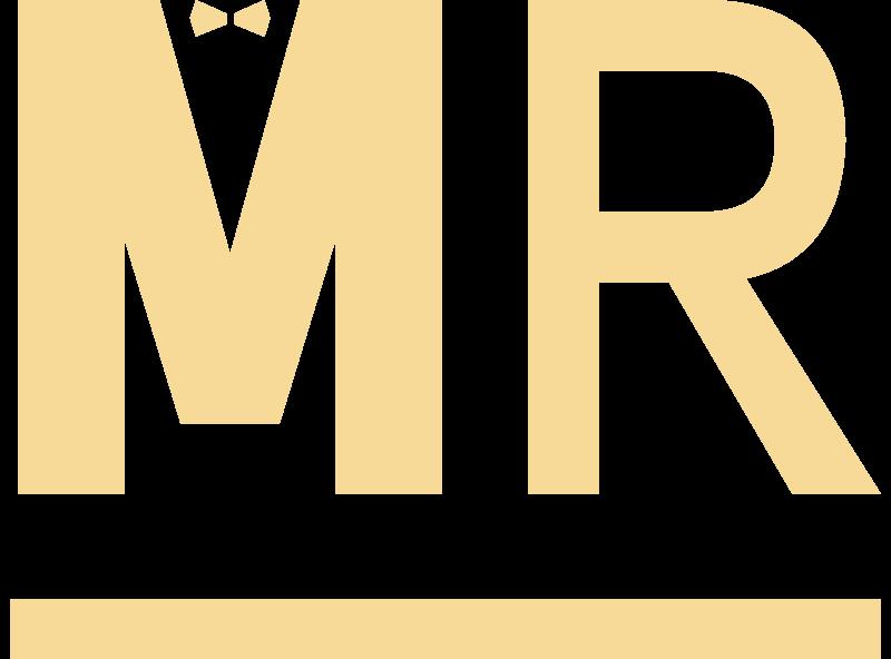 Mannenrantsoen MR vector