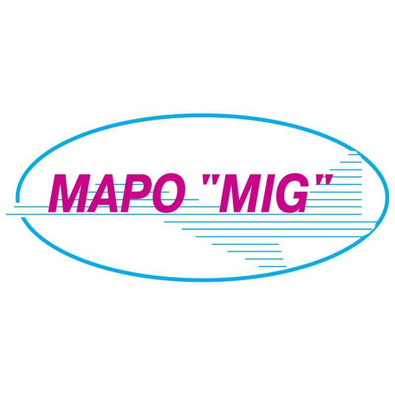 MAPO MIG vector logo