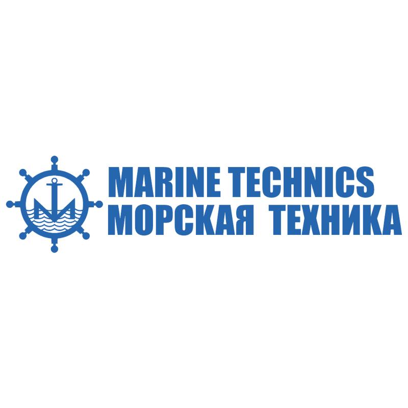 Marine Technics vector