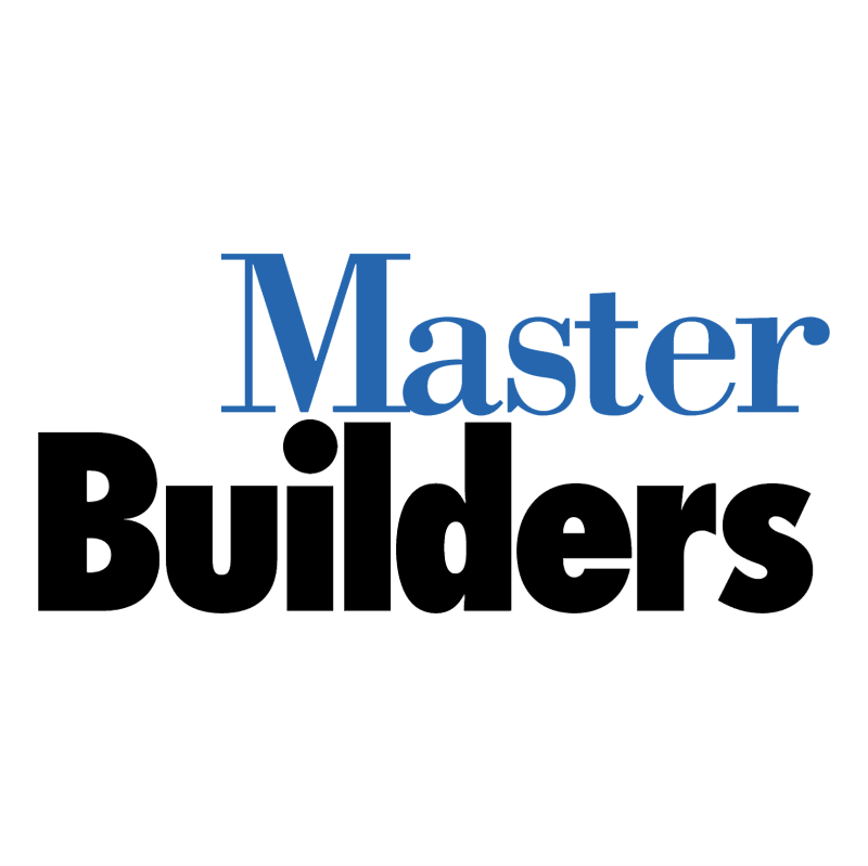Master Builders vector logo