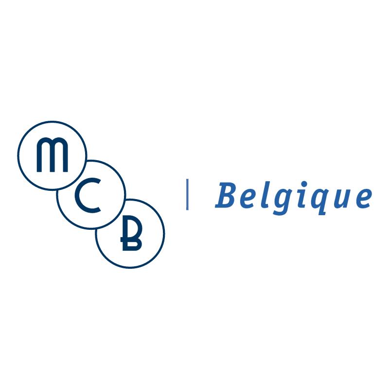 MCB Belgique vector