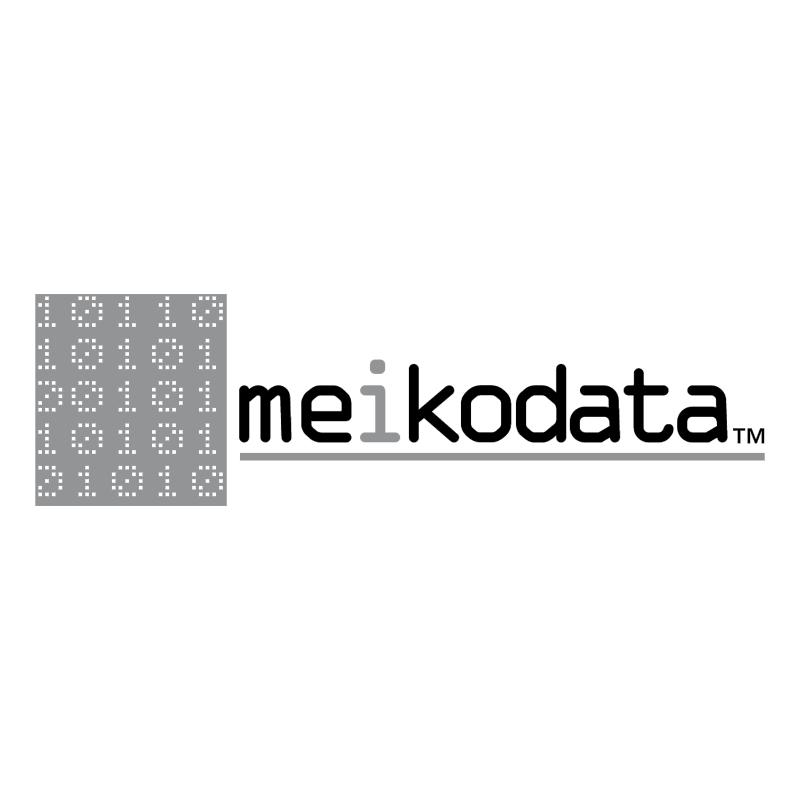 Meikodata vector