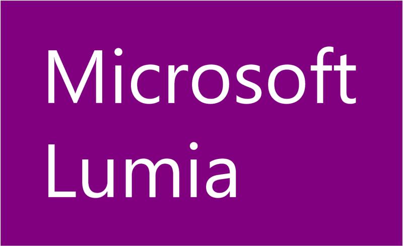 Microsoft Lumia vector