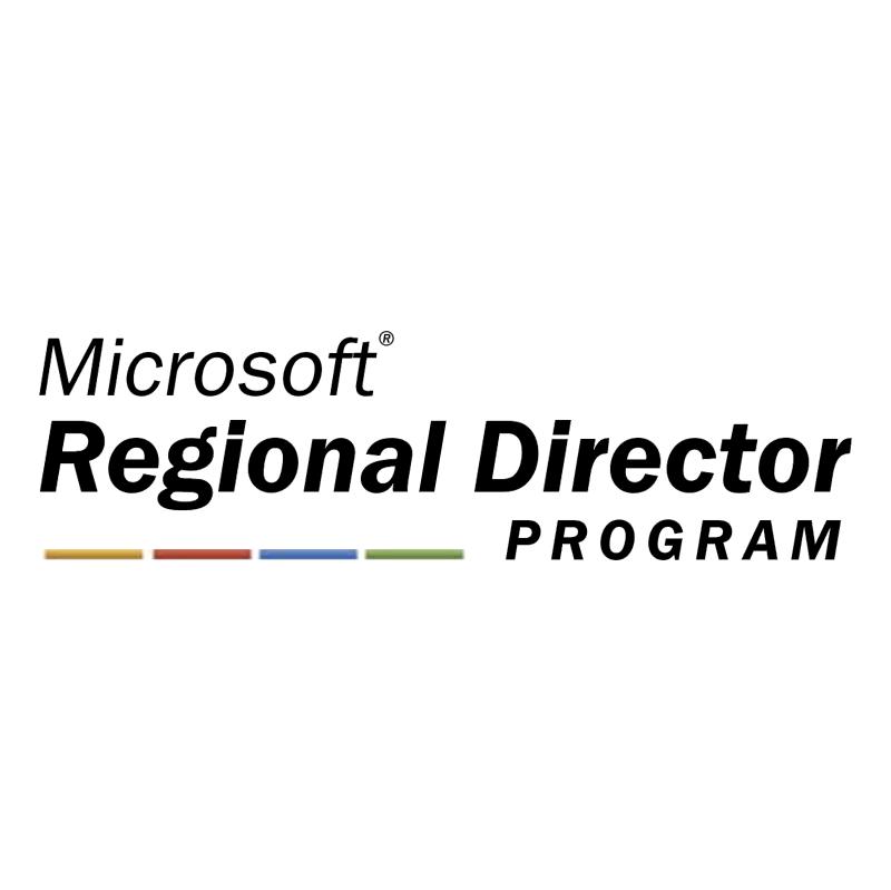 Microsoft Regional Director Program vector