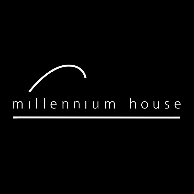 Millennium House vector